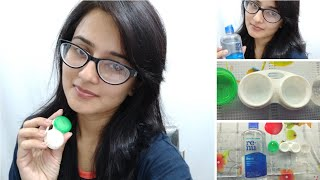 HOW TO PUT and REMOVE CONTACT LENSES  Tips on How to Store Contact Lenses  SWAT  BHAMBRA