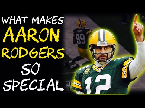 What Makes Aaron Rodgers So Special