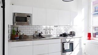 Плитка  Белая Плитка на кухне(, 2014-08-21T05:51:06.000Z)