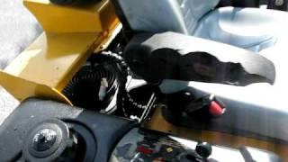 2008 hustler super z 54 deck commercial zero turn riding mower for sale on ebay
