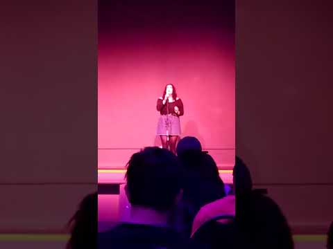 The Jam // University of Hull // Jar of Hearts cover by Amber Bismillah