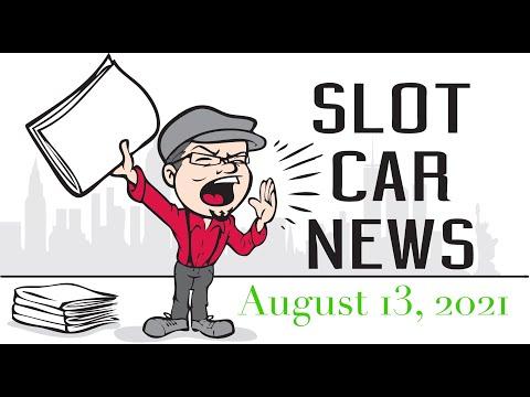 Carrera arrivals, Scalextric Cuda, NSR, Slot It