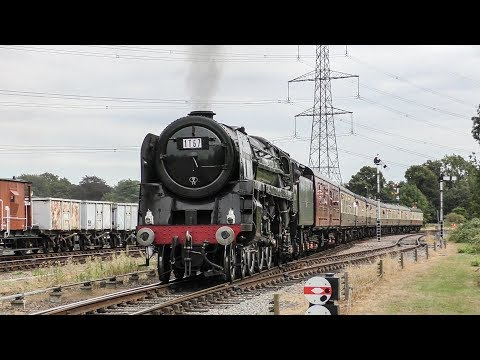 Great Central Railway's 50th Anniversary to the End of Steam - 2018
