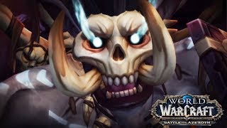 Сделка с Бвонсамди — Синематик World of Warcraft