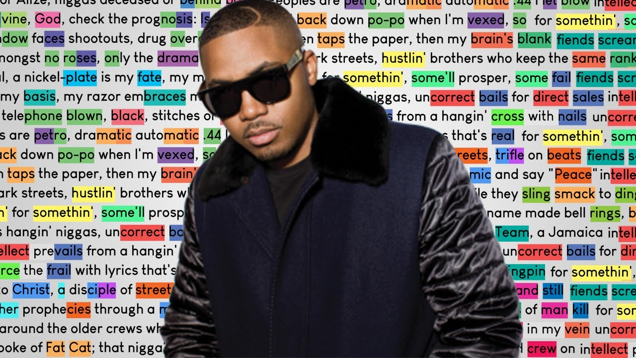 Nas - Memory Lane (Sittin' in da Park) | Rhymes Highlighted