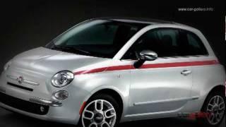 Fiat 500 Pink Ribbon Edition 2012 Videos