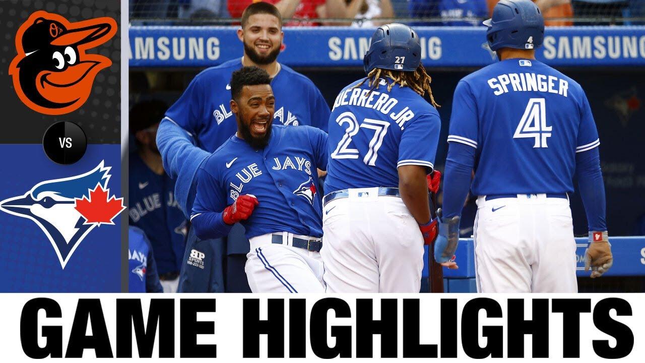 Download Orioles vs. Blue Jays Game Highlights (10/2/21) | MLB Highlights