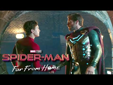 SPIDER-MAN: Far From Home Trailer # 3