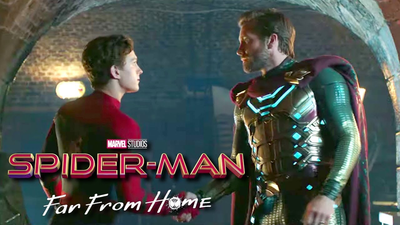 Spider Man Far From Home Trailer 3 Youtube