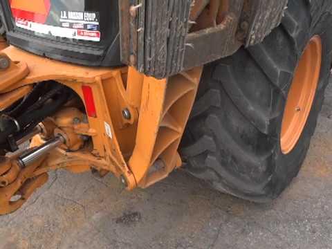 Case 580SM Loader Backhoe Sold on ELS