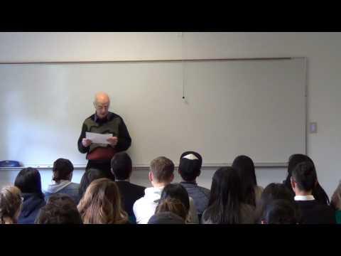 "1/25 Michael Burawoy on ""Sociology and Social Crisis"""