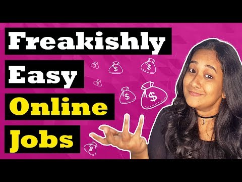 Easy Online Jobs - No Experience Needed
