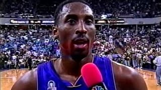 Kobe Bryant Full Highlights vs Kings 2002 WCF GM1 - 30 Pts, 6 Rebs, 5 Asts