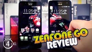 zenfone go review e comparativo com zenfone 5