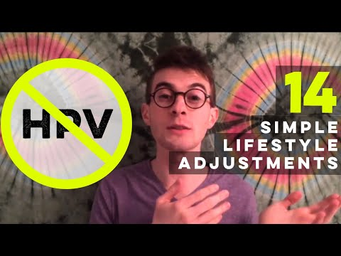 14 Simple Lifestyle Adjustments to Boost Your Immune System and Clear HPV