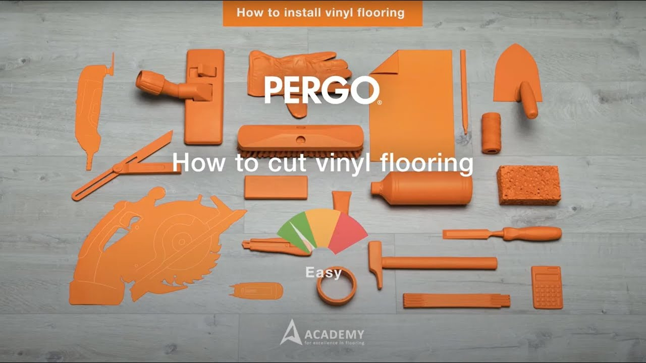 Installing Pergo Vinyl Flooring How To Cut Vinyl