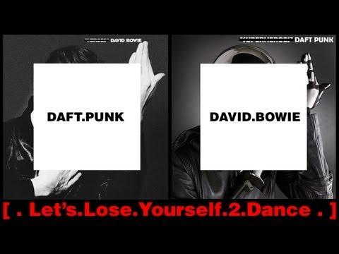 Let's lose yourself 2 dance - David Bowie + Daft Punk [ Thom Yorke Lotus.Flowering ]