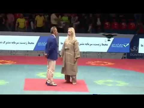 80 Year Old Master Martial arts demonstration