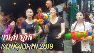 Du lịch Thái Lan tự túc-đi chơi lễ hội té nước Songkran