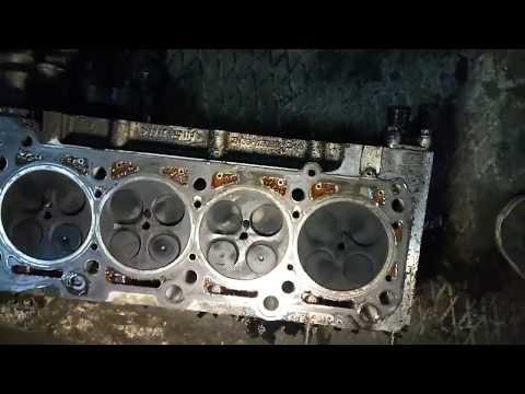 Мерседес Спринтер 2.2CDI -  Ремонт дизельного  двигателя  в своем гараже.