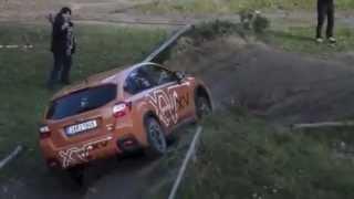2013 subaru xv crosstrek suv off road test drive review