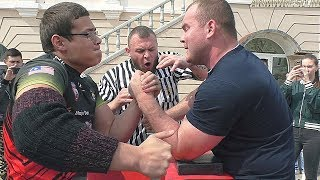 SCHOOLBOY ARM WRESTLE FOR STATE CHAMPION TITLE | SUPER MATCH