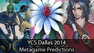 YCS Texas 2014 Yugioh Metagame Discussion