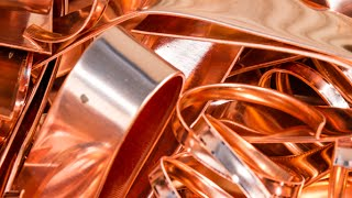 What can be made out of COPPER