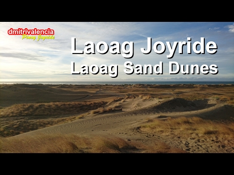Pinoy Joyride - Laoag (La Paz Sand Dunes) Joyride