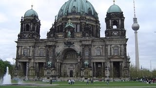 #715. Берлин (Германия) (потрясяющее видео)(Самые красивые и большие города мира. Лучшие достопримечательности крупнейших мегаполисов. Великолепные..., 2014-07-03T02:14:40.000Z)