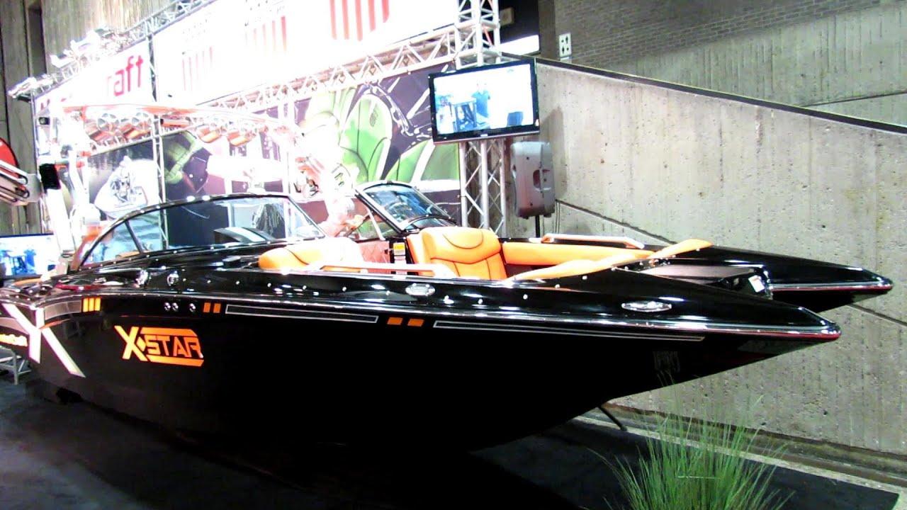 2013 Mastercraft X Star Motor Boat Walkaround 2013