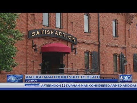 Raleigh man found shot to death in Durham