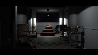 【ホラー注意】うんこのいる病院【360度VR動画】