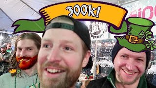We Hit 300K! - Paint Booth Fail & Celebratory Night Out