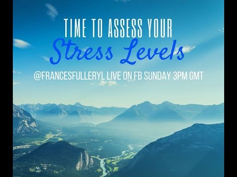 Time to Assess your stress