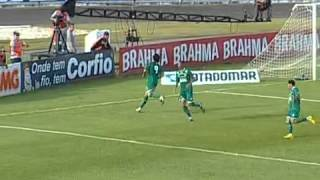 Paraná 1 x 3 Goiás - Campeonato Brasileiro l Série B 2012