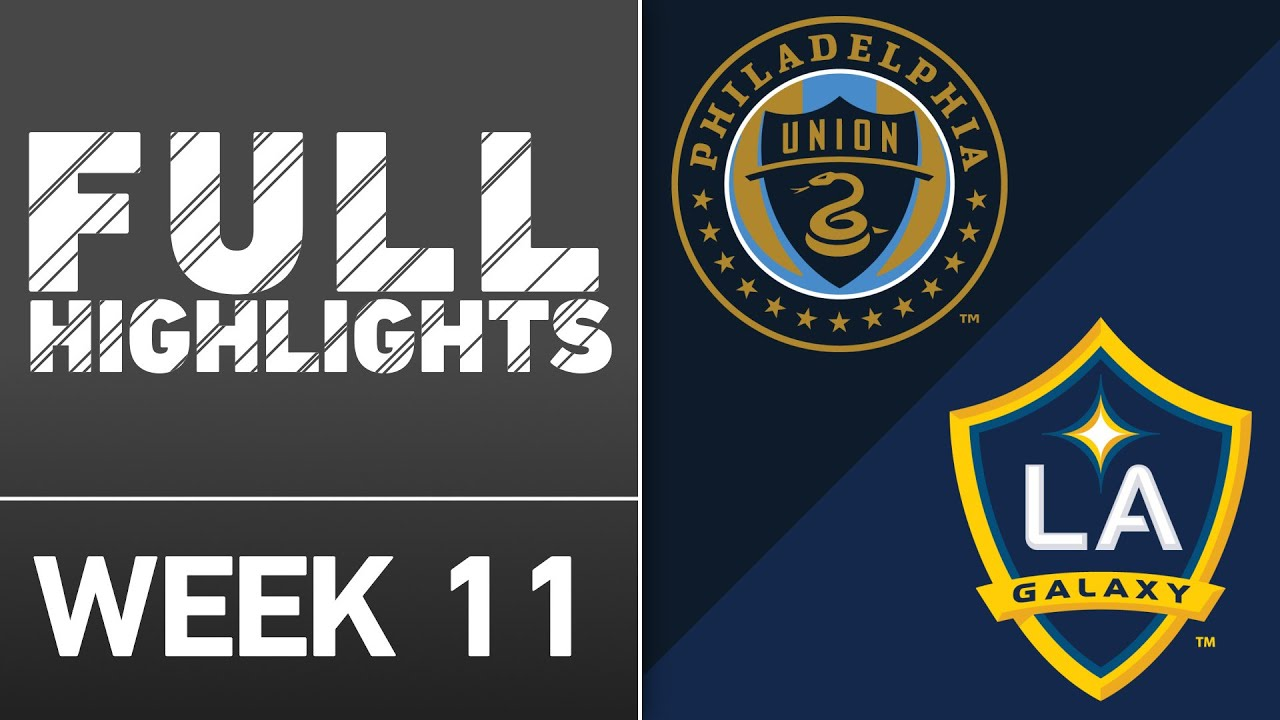 ebe9a7413 Philadelphia Union vs LA Galaxy quick reference – The Philly Soccer Page