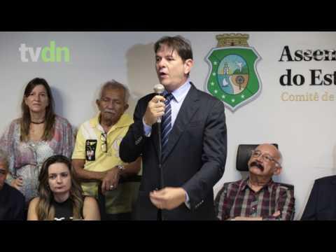 Cid Gomes esclarece denúncia de recebimento de propina da JBS #2