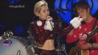 Miley Cyrus - Summertime Sadness (Live At Z100