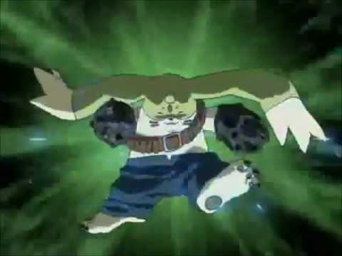 Digimon Tamers Alle Digitationen deutsch