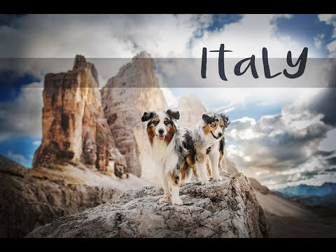 Roadtrip to Italy 2018