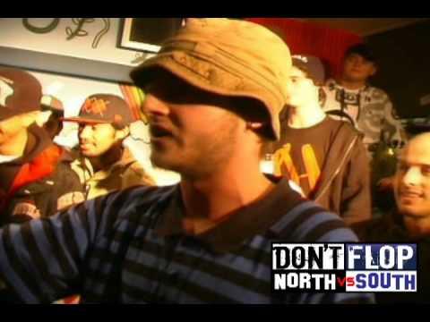 DON'T FLOP - Rap Battle - Monster Under The Bed Vs Pseudonym