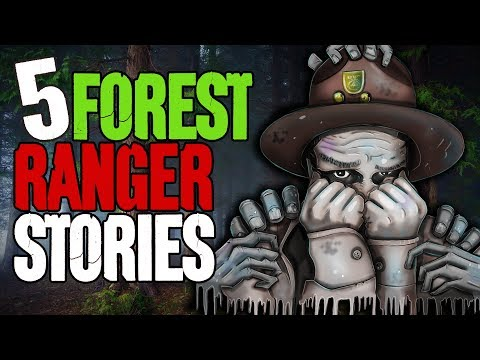 5 Most Disturbing Forest Ranger Cases