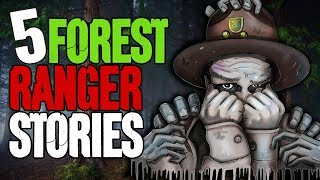5 Most Disturbing Forest Ranger Cases - Darkness Prevails