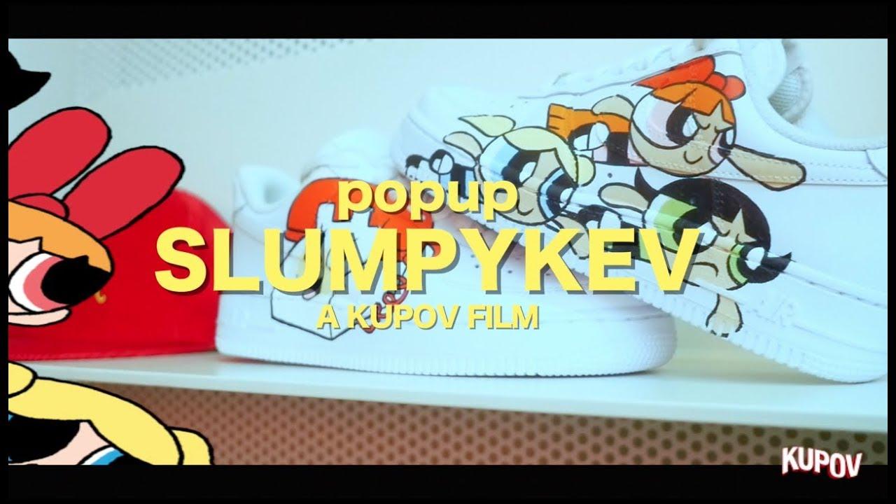 746b08abe683fe SlumpyKev PopUp at Depop - YouTube