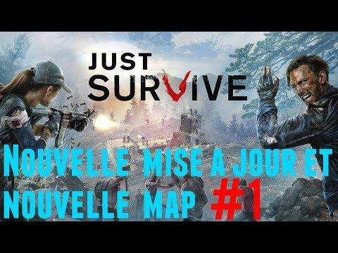 Un Nouveau Survivant - #1 [FR] H1Z1 Just Survive Grosse mise à jour !!!