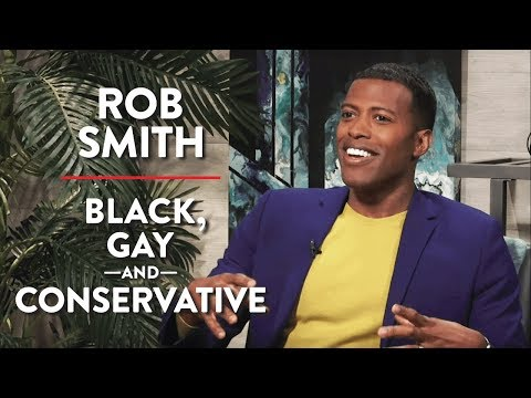 Black, Gay, And Conservative (Pt. 1) | Rob Smith | POLITICS | Rubin Report