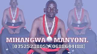 Gambar cover Mihangwa Manyoni - 0752523805/ 0688644188. Mbasha Studio 2020