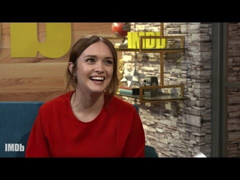'Ready Player One' 5 Questions in 60 Seconds with Olivia Cooke