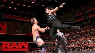 Roman Reigns vs. Chris Jericho: Raw, Aug. 22, 2016
